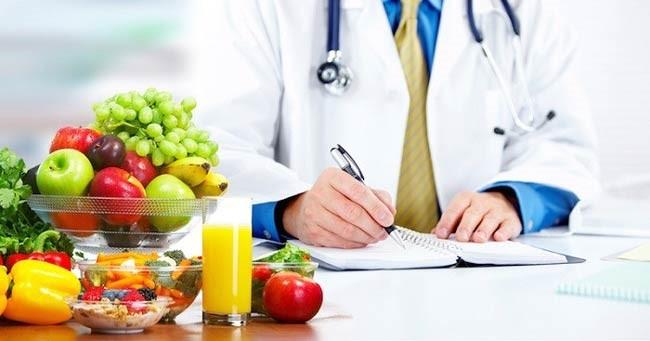 رژیم غذایی شامل چندین مرحله متفاوت می باشد