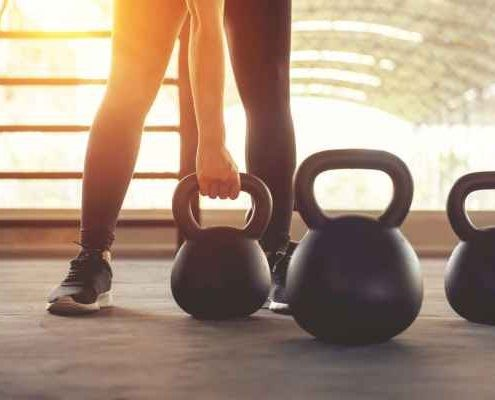 تمرینات قدرتی و تمرینات قلبی