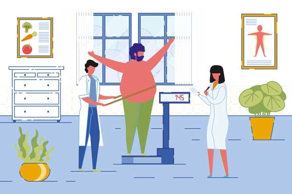 علائم برای راهنمایی بیماران