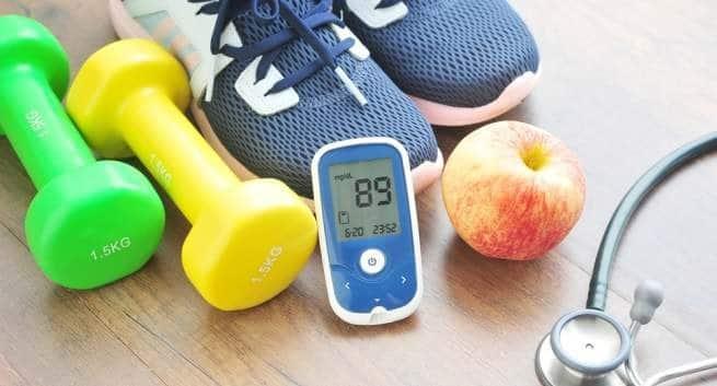 بررسی دیابت و علائم آن
