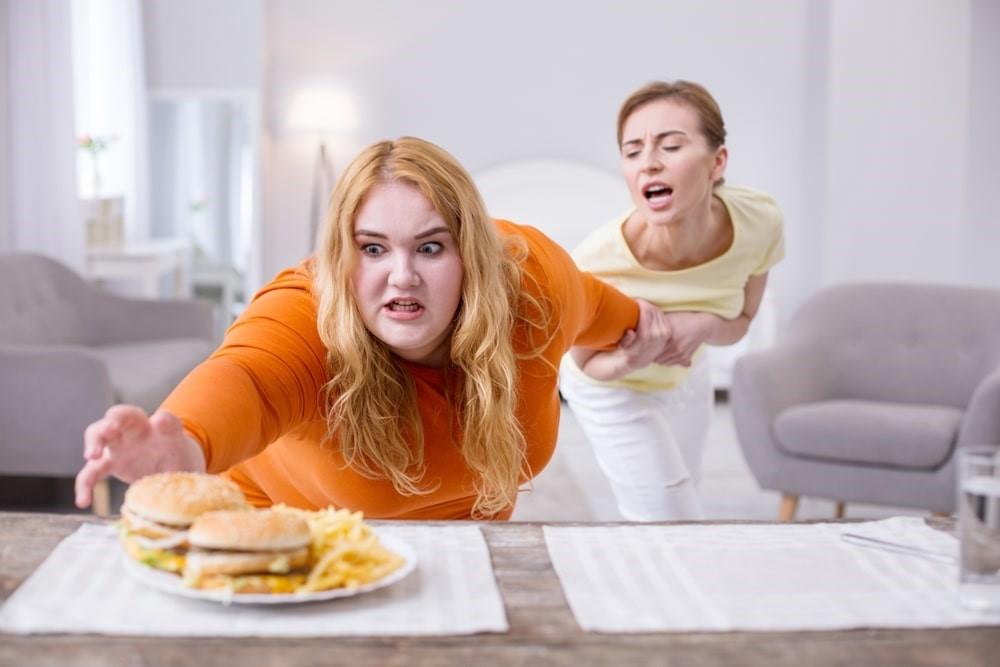آیا اختلالات روانی سبب پرخوری می شود؟