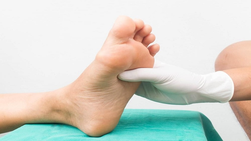 بیماران دیابتی باید به درد و بی حسی پاها توجه کنند