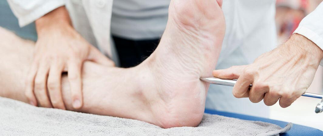 تمام زخم ها در بیماران دیابتی مهم تلقی میشوند