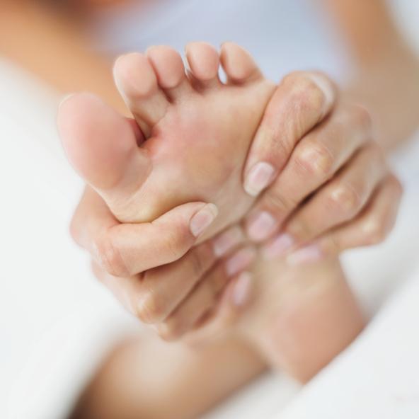 شکل و ظاهر پا در افراد دیابتی چه تغییراتی می کند؟