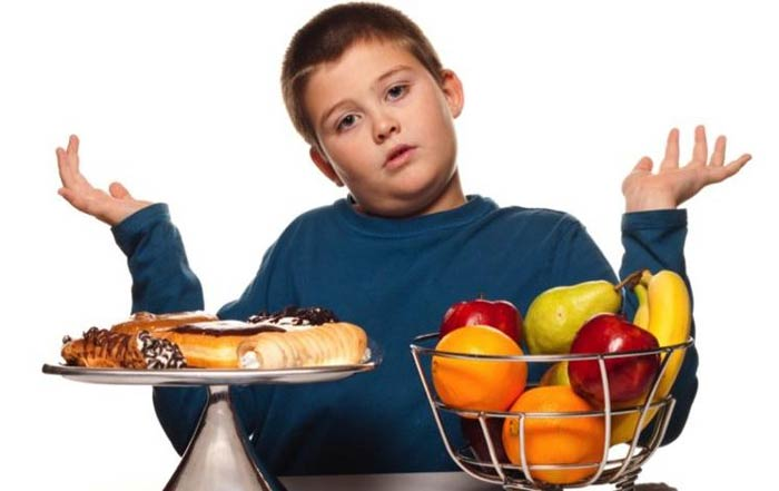 راه کار های مقابله با چاقی در کودکان