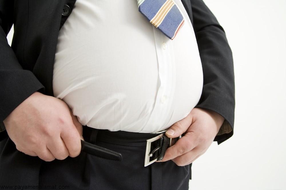 چاقی به چند شکل در بدن بروز می کند؟