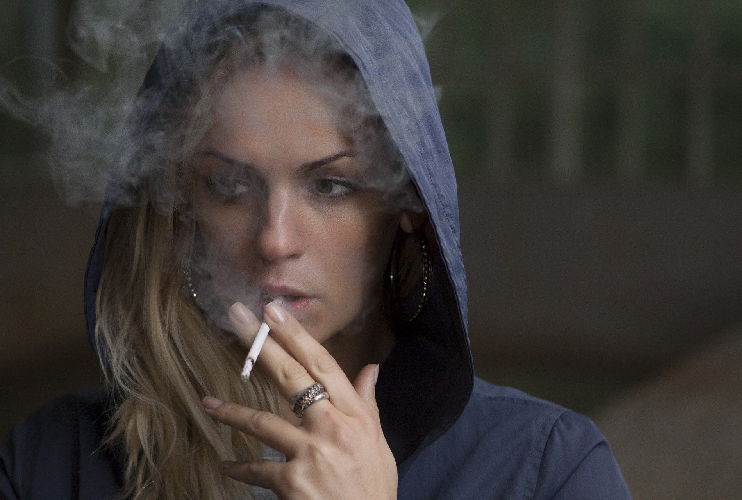 چند روز بعد از عمل اسلیو میتوان سیگار کشید