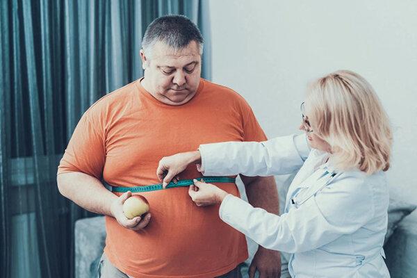روش های تشخیص چاقی جهت درمان به موقع