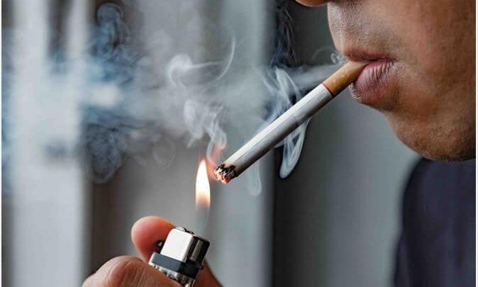 برای ترک سیگار بهتر است تا چه مواد غذایی را مصرف کنیم؟