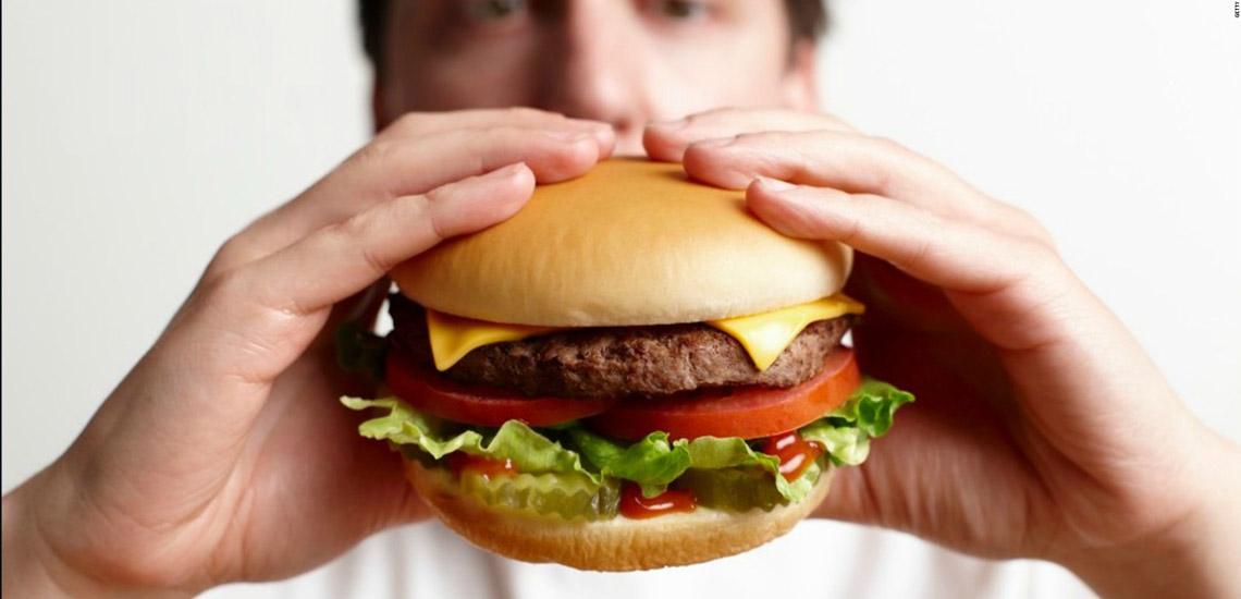 میزان جذب غذاهای مختلف در معده و روده ی افراد دچار تغییر می شود