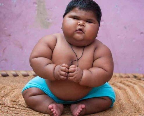 ابتلا به برخی بیماری های مرتبط با چاقی و اضافه وزن