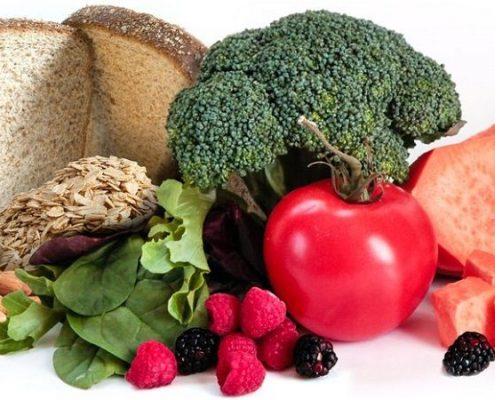 کم کم غذاهای خود را زیادتر کنید