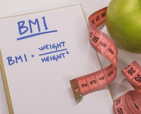 در مورد اندازه گیری شاخص توده بدنی افراد توضیح دهید؟