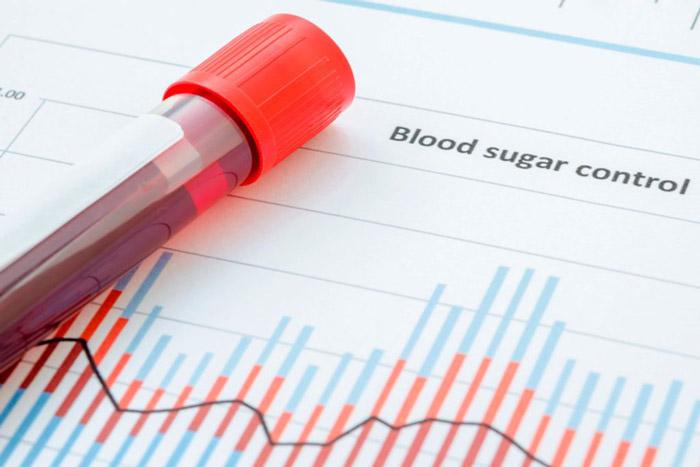 اندازهگیری سطح گلوکز موجود در خون