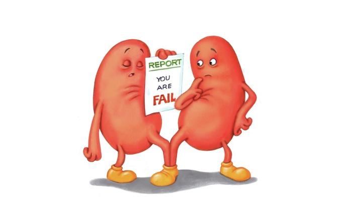 مراحل بیماری مزمن کلیوی (Chronic kidney disease)چیست؟