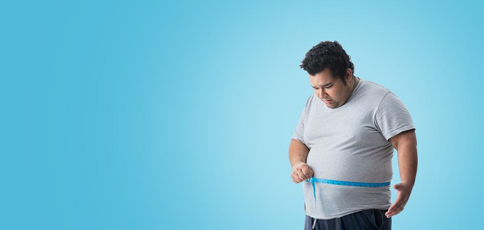 کمک در کاهش وزن بیمار