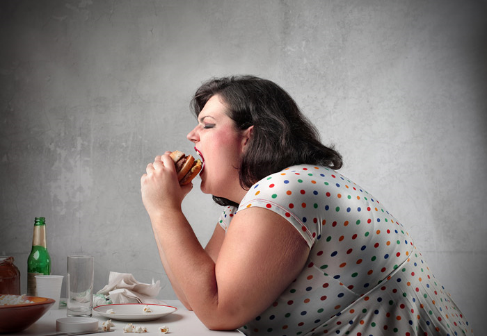 تغذیه نامناسب و بیکیفیت
