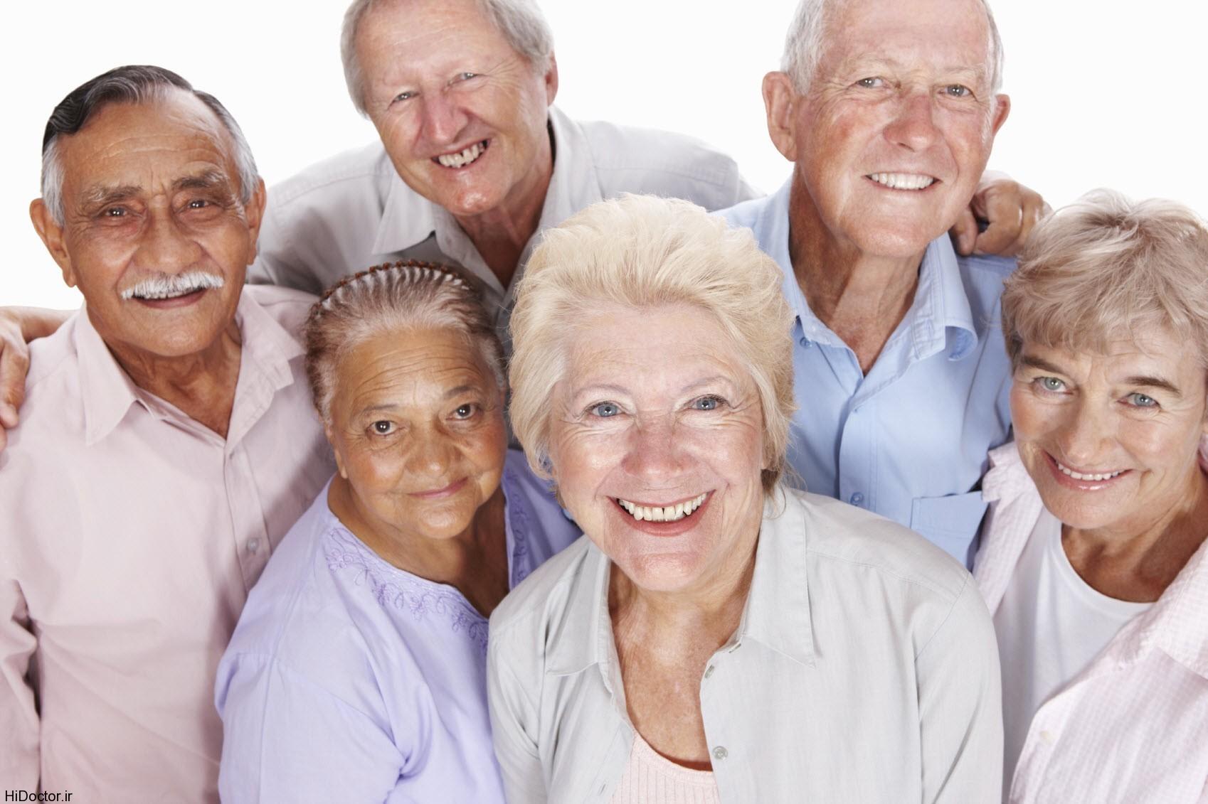 شرایط مصرف قرص متفورمین در بین افراد سالمند