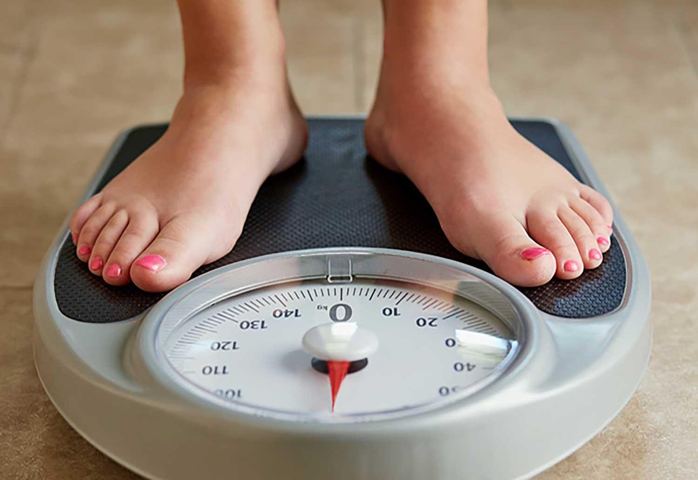 میزان هورمون لیپتن افزایش یافته است، بدن نسبت به آن مقاومت نشان می دهد