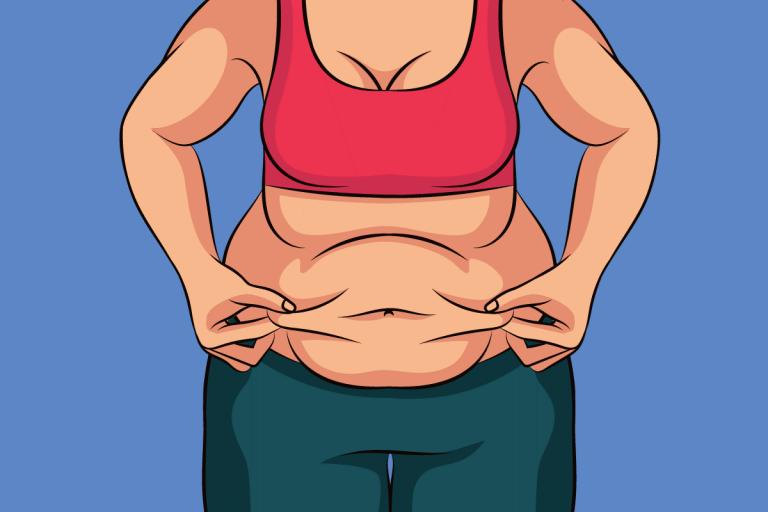 اشخاصی که دارای اضافه وزن می شوند، اقدام به گرفتن رژیم غذایی می کنند