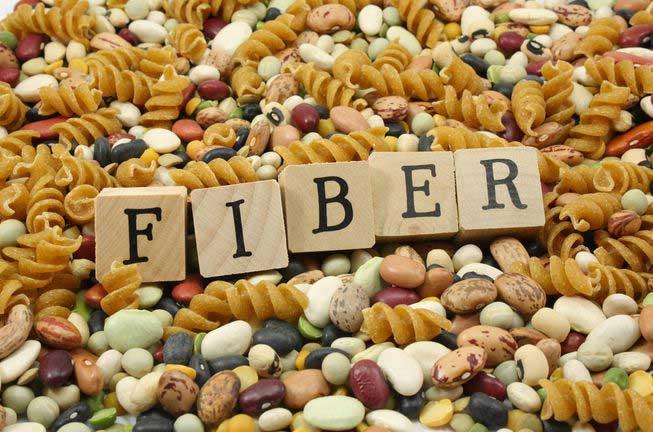 مصرف مواد غذایی پرفیبر: