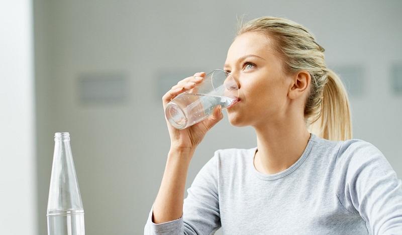 مصرف آب فراوان: