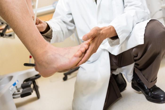 اشخاصی که مبتلا به بیماری دیابت کنترل نشده هستند، گردش خون ضعیفی خواهند داشت
