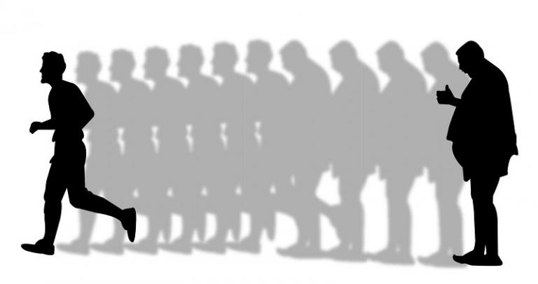 وارد کردن میزان قد و وزن و علامت زدن نوع جنسیت در اپلیکیشن ها