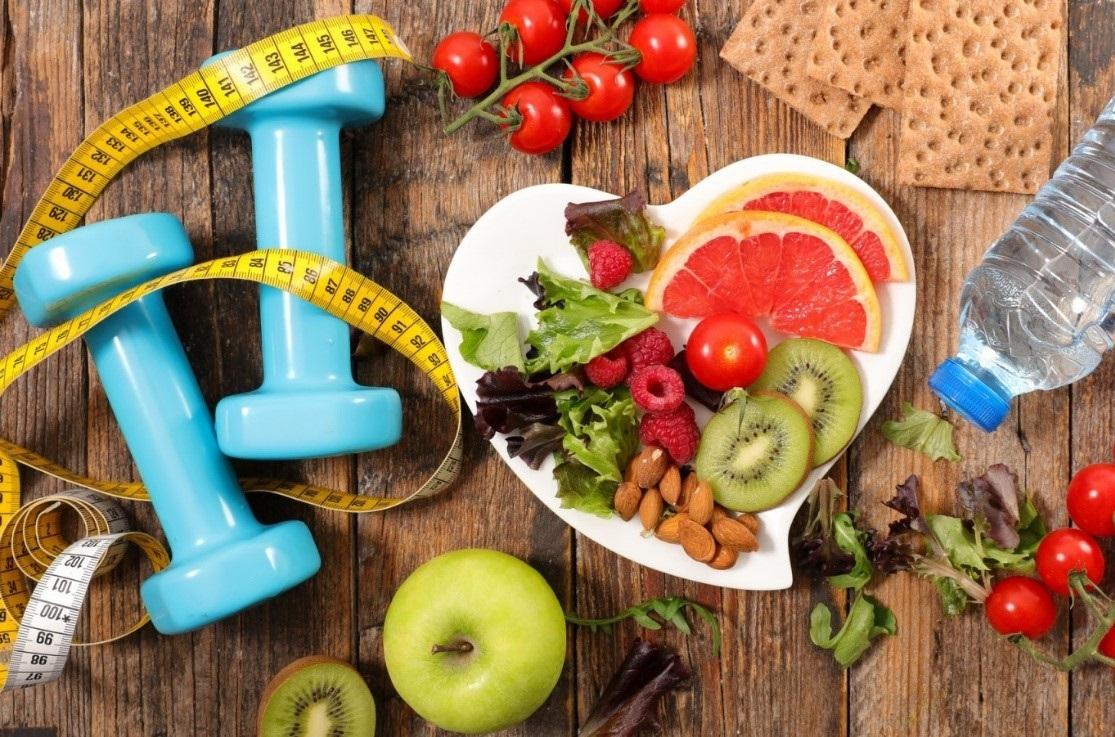 رژیم غذایی و ورزش