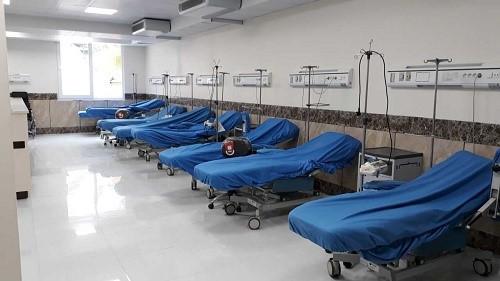 آیا در زمینه بخش های مختلف بیمارستان رازی اهواز اطلاعاتی دارید؟