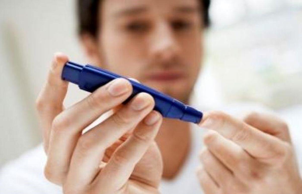 علائم نوروپاتی در دیابت سرد