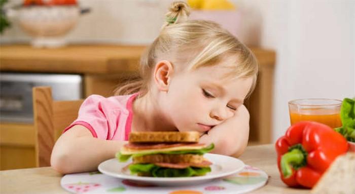 چاقی در کودکی