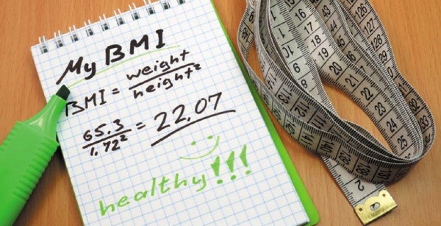 محاسبه bmi بر اساس سن